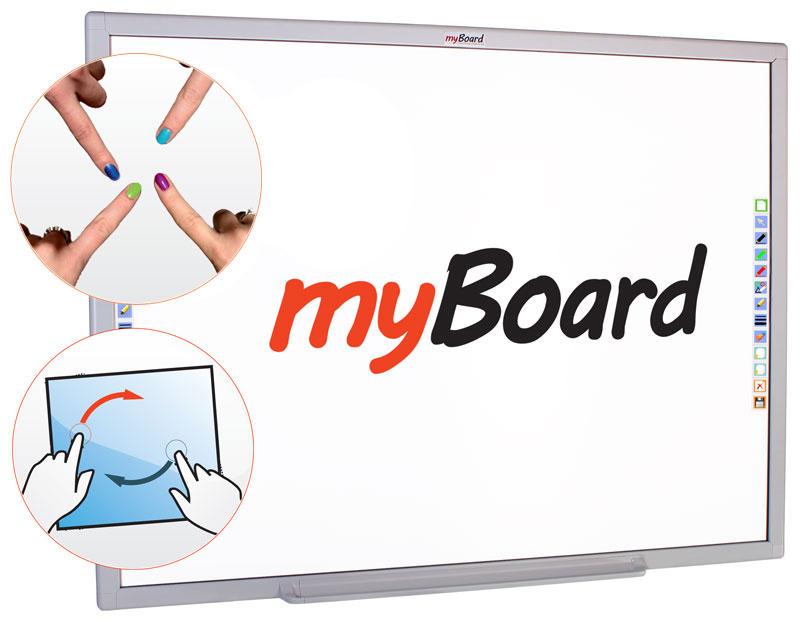 Znalezione obrazy dla zapytania myboard 84 s